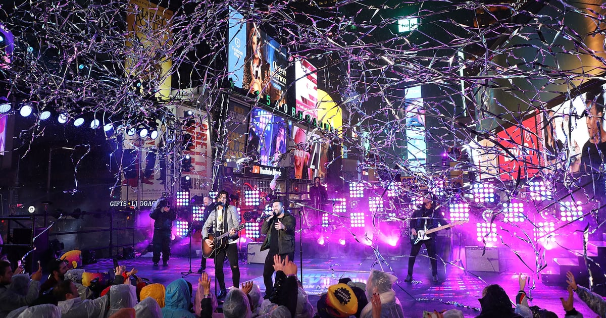 Your Guide to New Year's Eve TV Specials in 2020