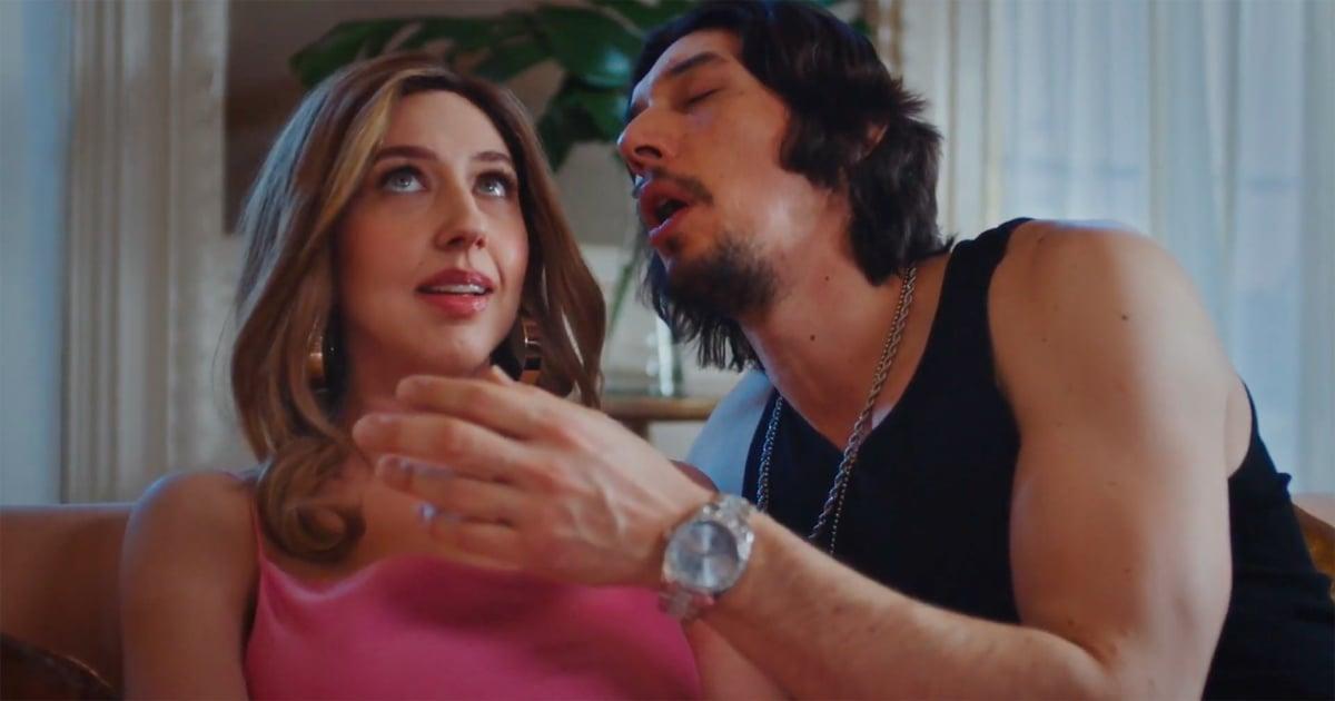 "Watch Adam Driver's ""Slow"" Saturday Night Live Music Video"