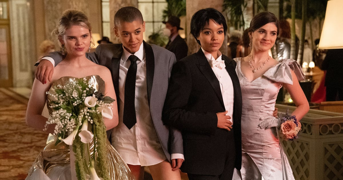 Gossip Girl: See the Costumes From the Halloween Episode